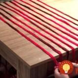 Na túto jednoduchú techniku sa takmer zabudlo. Pozrite sa, ako môžete vytvoriť teplý šál len pomocou svojich rúk!