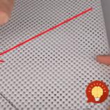 Perfektný darček za pár drobných: Táto žena vám ukáže jednoduchý tip, ako ho zhotoviť z lacnej protišmykovej podložky!