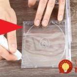 Nevyhadzujte staré obaly od CD: 11 geniálnych nápadov, ako ich využiť u vás doma!