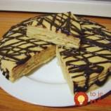 Pre oslávenca aj ku kávičke: Vyskúšajte najjednoduchšiu karamelovú tortu!