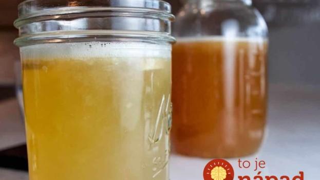 Bez cukru a kofeínu: Vyrobte si domáci energetický nápoj, ktorý vás postaví na nohy