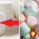 Tieto penové cukríky dokážu viac, ako ste si mysleli: Geniálne tipy, ako ich využiť!