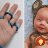 Pletenie na prstoch: Rozkošné ušká pre bábätká alebo jedinečný náramok vyrobíte za menej ako 30 minút!