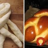 Mäkučká ako pavučinka: Maslová vianočka z piatich prameňov + najjednoduchší postup pletenia!