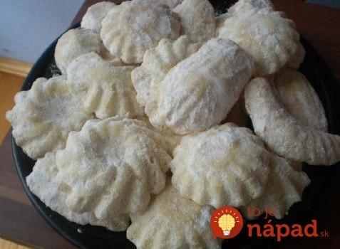 Viančné pečivo na poslednú chvíľu: Kokosové labky pripravíte za pár minút!