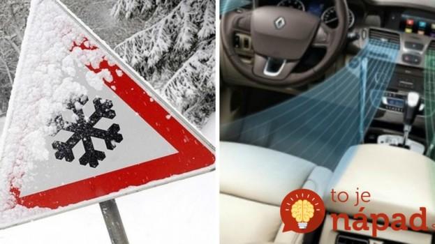 Neznášate dlhé čakanie, kým sa auto vyhreje?  Vďaka tomuto triku budete mať teplo omnoho rýchlejšie!