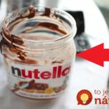 Kupujete drahú Nutellu? Prázdny pohár nevyhadzujte, je cennejší ako si myslíte!