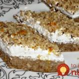 Bez jediného vajíčka: Orechové rezy z minerálky zachutia každému!