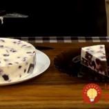 """Jednoduchá torta """"Mliečny sen"""": Najlepší tvarohový krém s ovocím a jemným cestom!"""