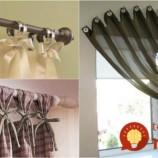 21 top nápadov, ako zavesiť záclony a závesy tak, aby boli najkrajšou ozdobou vášho bytu!