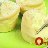 Nadýchané ako obláčik: Tieto fantastické mini-koláčiky upečiete len z 3 prísad!