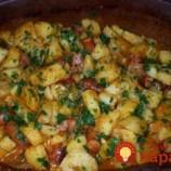 Maďarský zemiakový kastról!
