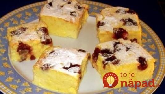 Nebesky chutný tvarohový koláč: Tajný recept najlepšej cukrárky – mojej starkej!
