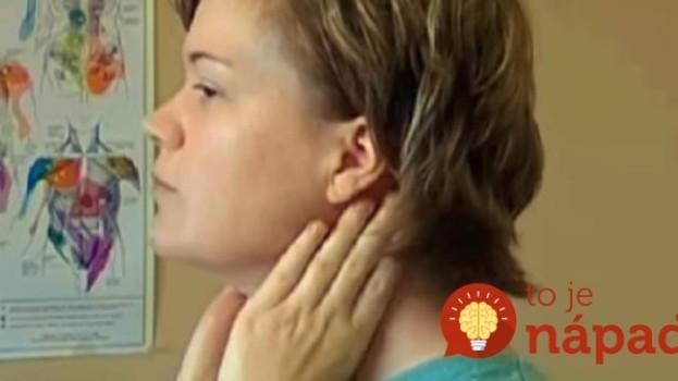 Máte upchaté dutiny? Skúsená terapeutka vám ukáže jednoduchú metódu, ako ich uvoľniť len pomocou prstov!
