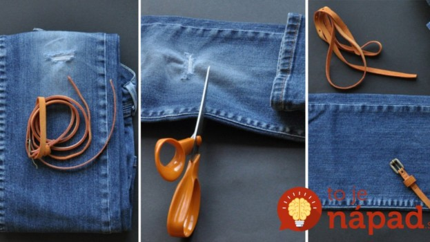 Staré džínsy nevyhadzujte! Šikovná mamička vám ukáže, ako z nich vyrobiť perfektné veci pre vás i vaše detičky