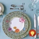 Užitočný ťahák pre hostiteľa: Jednoduchá pomôcka, s ktorou prestriete slávnostný stôl ako profík!