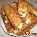 Zemiakové placky inak: Naplňte ich syrom a obaľte v strúhanke, takú pochúťku ste ešte nejedli!