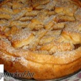 Recept, na ktorý sa takmer zabudlo: Jablkovo-medový koláč à la torta!