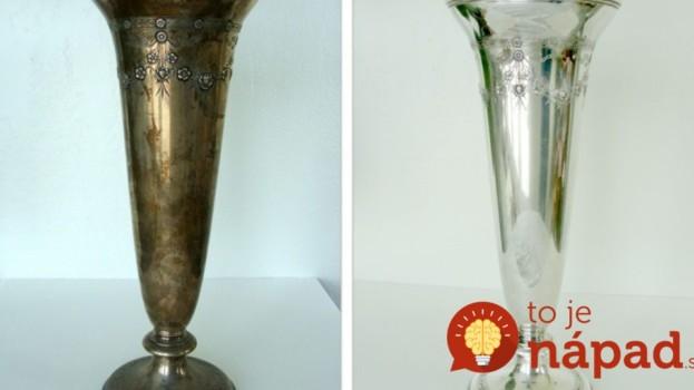 Na povale našla starožitnú vázu z roku 1950: Neuveríte, s čím ju vyčistila tak dokonale, že dnes vyzerá ako nová!