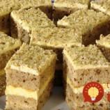 Populárne orechové rezy na sviatočný stôl: Vynikajúce a jednoduché!