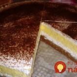 Bez cukru, chutí ako zmrzlina: Fantastická tvarohovo-vanilková torta, ktorý si zamiluje celá rodina!
