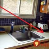 Úžasná premena kuchynskej linky z laminátu!
