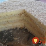 30-minútová Rafaello torta: Chutí ako z cukrárne!