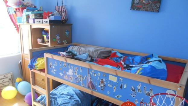Tipy na zariadenie detskej izby