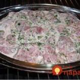Výborné bravčové mäsko v smotanovej marináde: Také jemné, že sa rozpadá sa na jazyku!