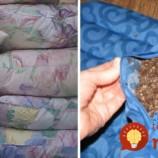 Úžasný dôvod, pre ktorý dávali naše babičky do vankúšov tieto šupky: A mali by ste to skúsiť aj vy!