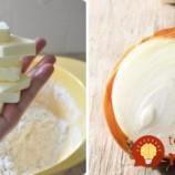 Vzala kúsok masla a potrela s ním rozkrojenú cibuľu: Možno budete prekvapení, o aký užitočný trik ide!