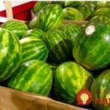 Perfektný trik, ako si v obchode vybrať ten najsladší melón