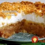 Poľská jablková torta: Fantasticky jemná, nadýchaná a taká chutná!