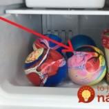 Žena vložila do mrazničky niekoľko balónov: Za pár drobných vytvorila vec, na ktorej mohli všetci hostia oči nechať!