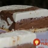 """Bez pečenia, bez šľahania: Populárna """"Ľadolíno"""" torta s poriadnou porciou krému!"""