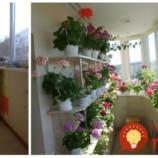 Máte malý byt a stále preplnené skrine? Šikovní ľudia vám ukážu, ako vytroviť aj na malom balkóne extra úložný priestor!