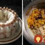 Zdravá – super chutná bábovka bez pečenia: Z mliečneho krému, orieškov a sušeného ovocia!