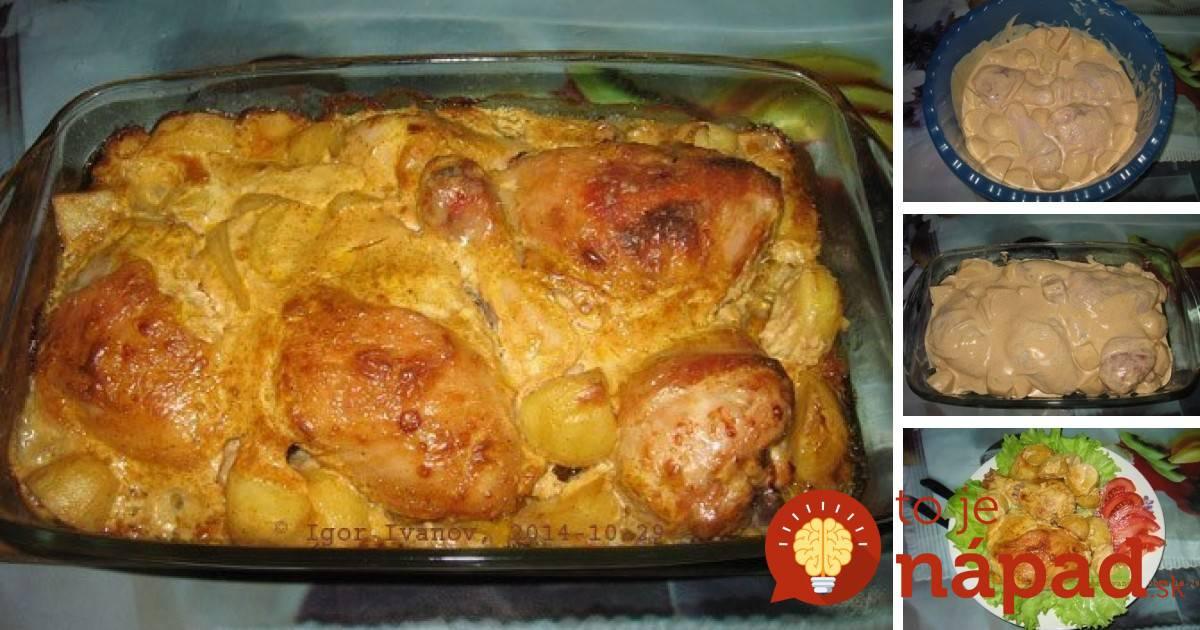 Как приготовить вкусно картофель в духовке с курицей