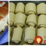 Najlepšie cesto na sladké rožteky: Svokra mi poradila jednu prísadu, s ktorou sú oveľa jemnejšie a mäkšie!