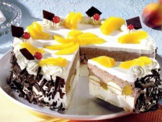Neuveriteľne jednoduchá piškótová torta s tvarohovým krémom: 15-minútová príprava!