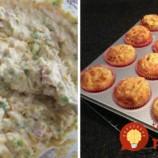 Odkedy mám tento recept, zemiakové placky už nevyprážam, ale pečiem ich vo forme na muffiny. Sú neskutočné!