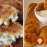 Chutia ako vyprážané a pripravíte ich takmer bez oleja: Fantastické cuketové fašírky so syrom pečené v rúre!