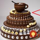 To ste ešte nevideli: Pozrite sa, čo sa začne diať, keď roztočíte túto tortu!