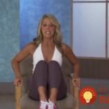 Veľa ľudí trápi mäkké bruškom a nepomáhajú ani brušáky: Trénerka ukázala top metódu na rýchle chudnutie – treba len stoličku!