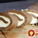 Top letná dobrota: Vyskúšajte rýchlu nanukovú roládu bez pečenia, chutí skutočne ako nanauk!