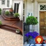15 úžasných nápadov, ako vylepšiť verandu a vstup do domu: Takto krásne to môže vyzerať aj u vás!