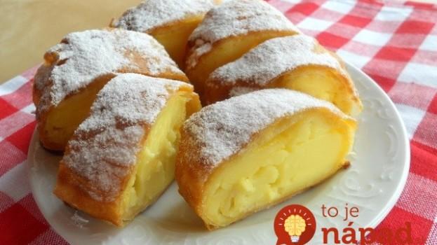 Diétne cesto bez cukru a tuku: Vyskúšajte super-chutný závin z ktorého nepriberiete!