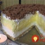 Netreba variť, netreba piecť: Štvorposchodová nebeská torta!