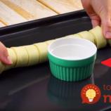 Banánové kolieska len uložila na cesto a dala piecť s keramickou miskou: Tento nápad vás zachráni vždy, keď budete potrebovať perfektný dezert v zhone!