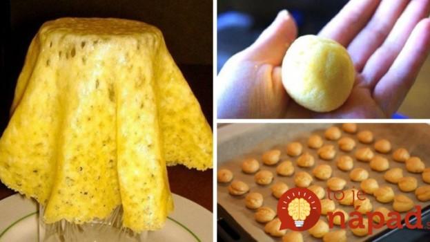 11 top chuťoviek zo syra, ktoré viete rýchlo pripraviť: Chutia výborne a ohúria všetkých vašich hostí!